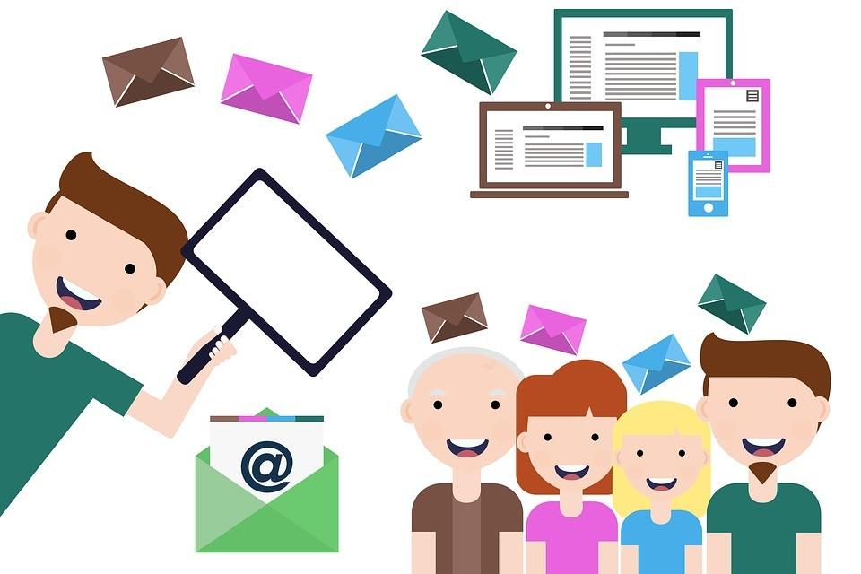 Belajar Email Marketing Dengan Group Mail