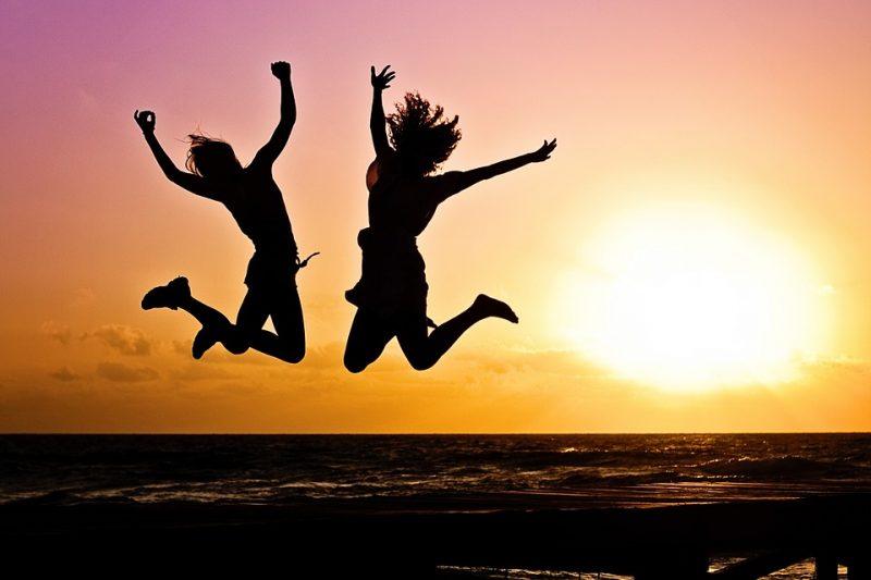 Berbahagialah Agar Hidup Lebih Bahagia!