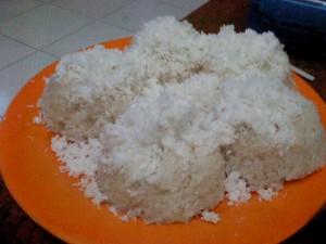 Nasi Ketan Istimewa