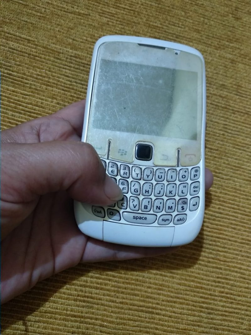 Update Blog Dari BlackBerry