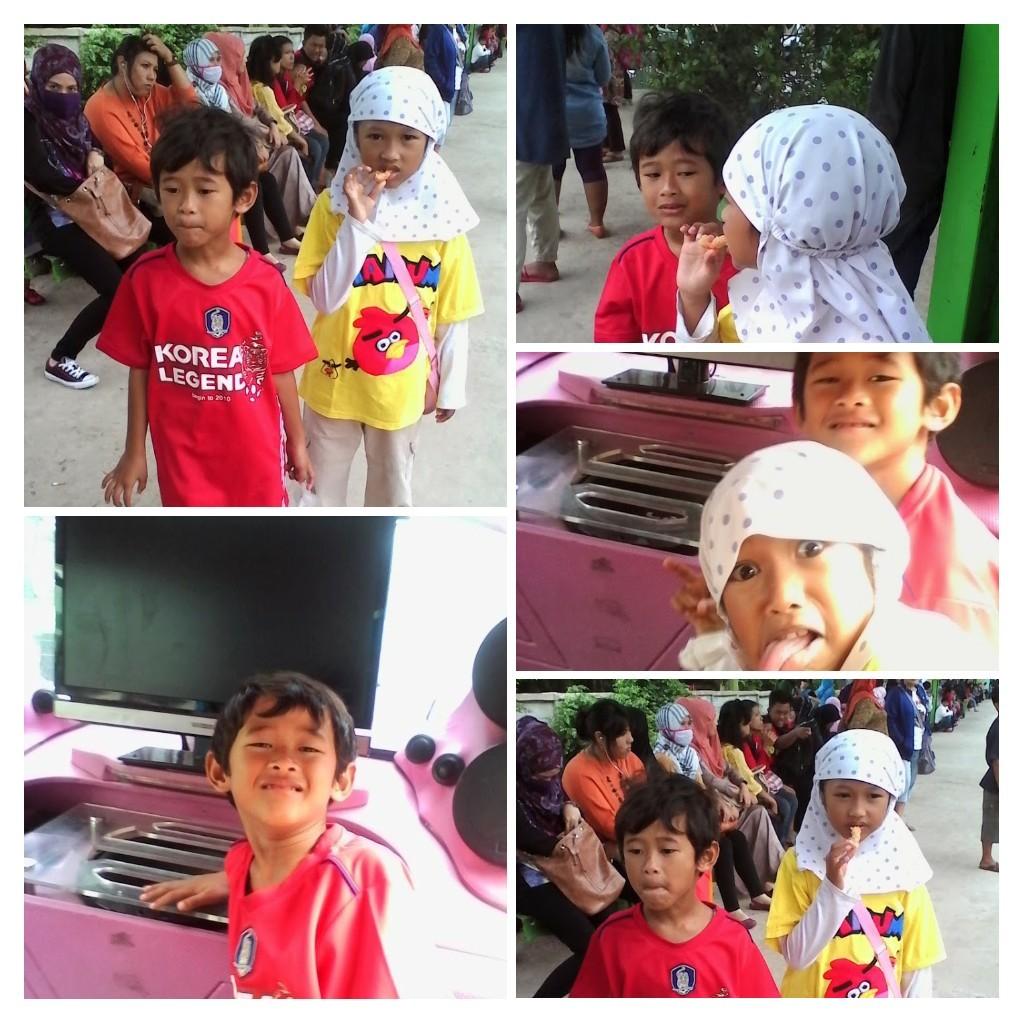 Foto Liburan Semester Ganjil 2013