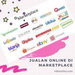 Jualan Online di Marketplace