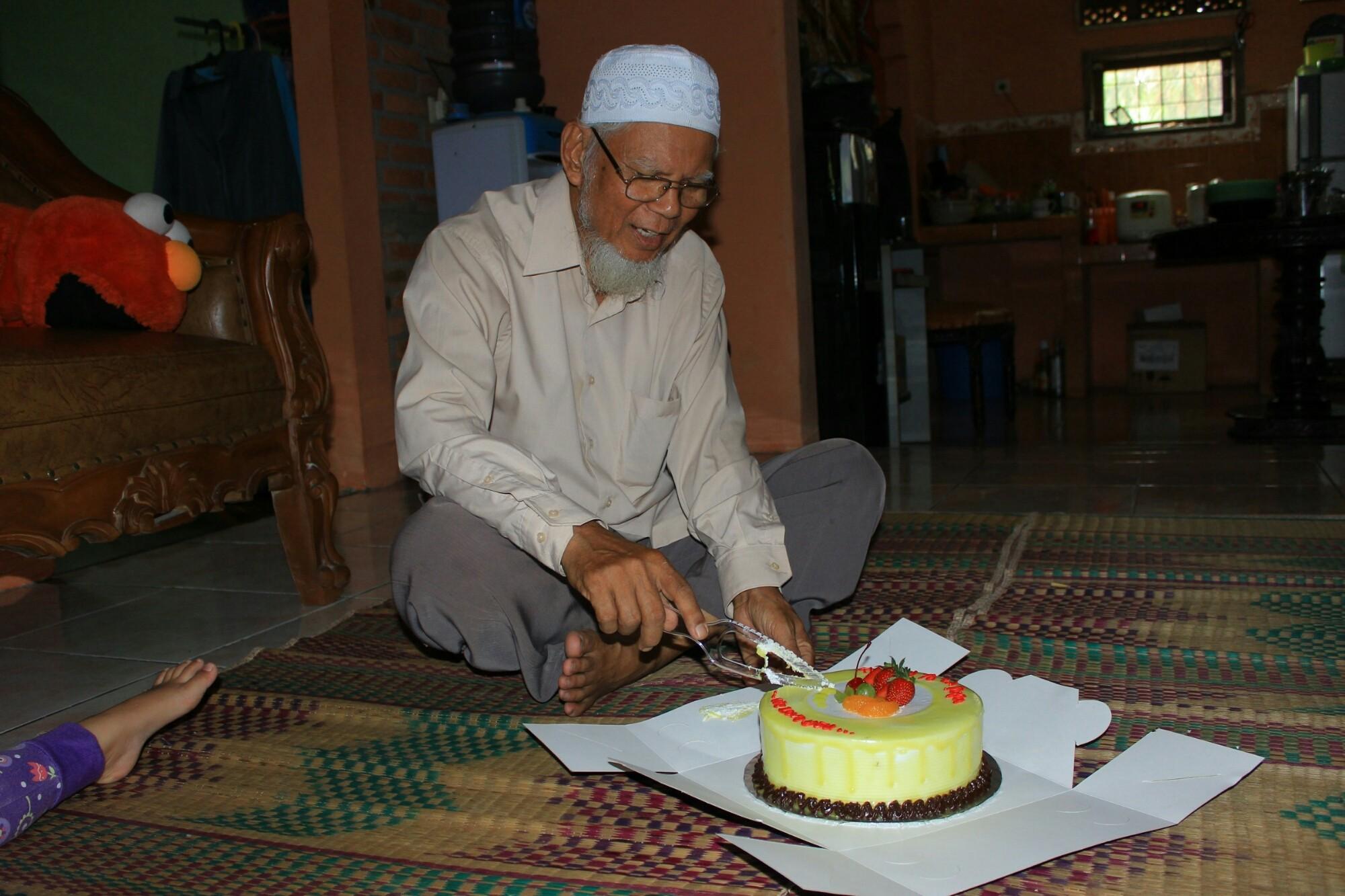 Happy 70th Papa