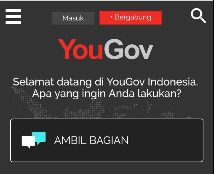 Berbagi Opini Bersama YouGov Indonesia