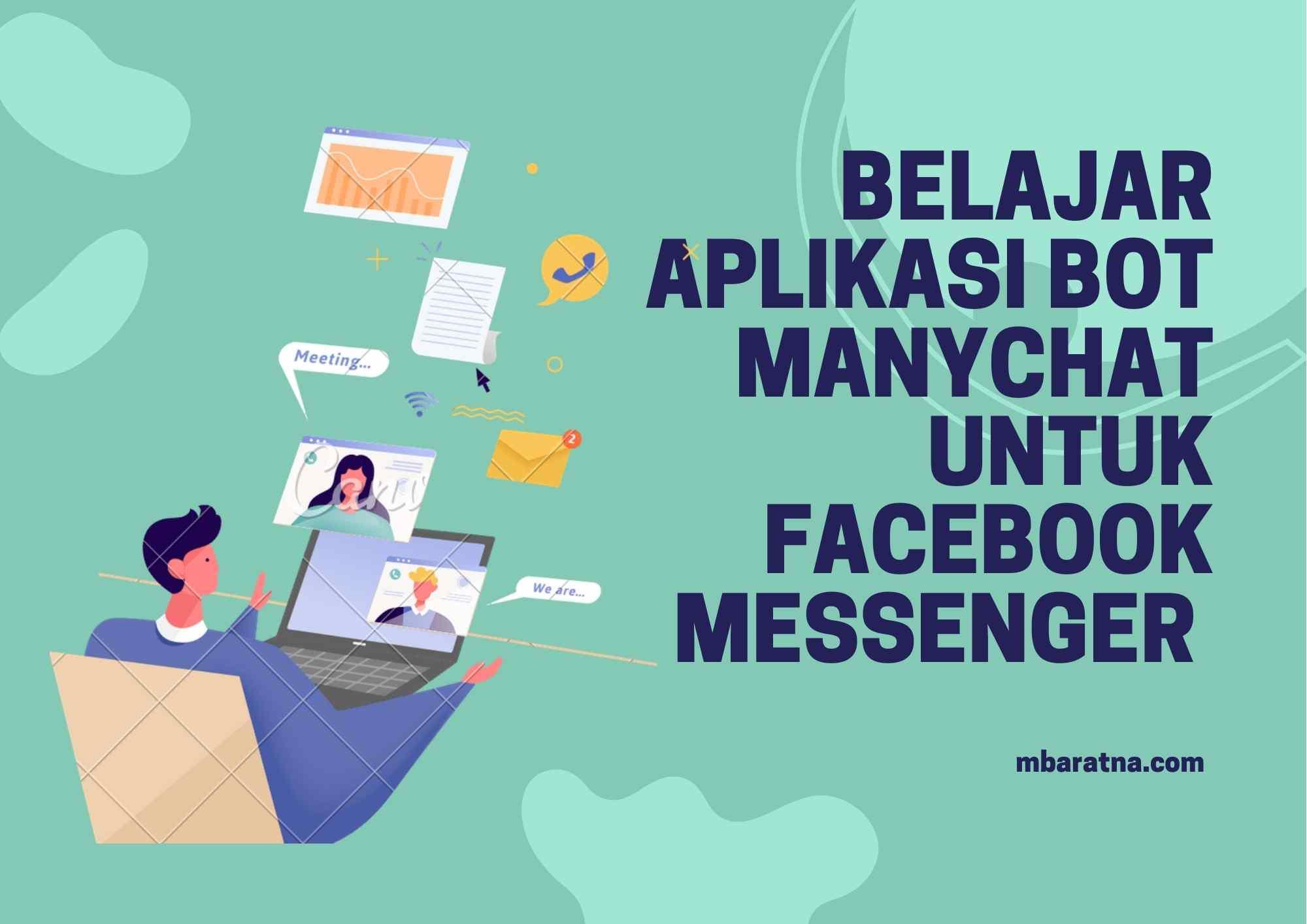 aplikasi bot facebook messenger
