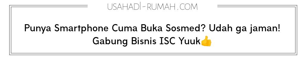 bisnis isc