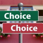 Bingung Diantara Dua Pilihan