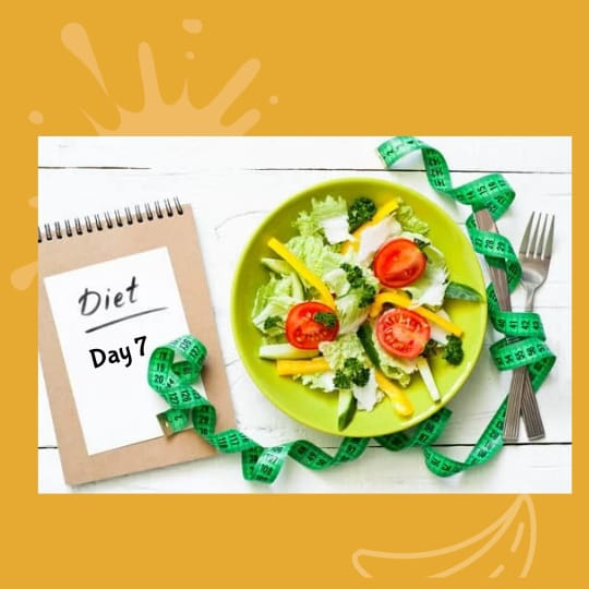 diet gm hari ke7