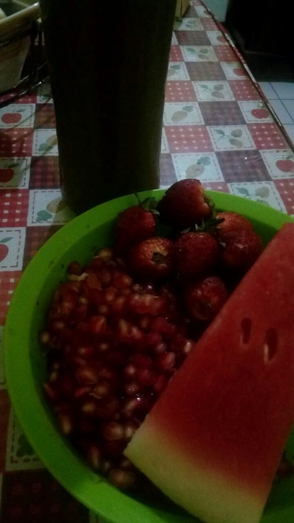 menu sarapan diet gm hari pertama