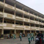 Lokasi Sekolah Hanum Pindah Sementara