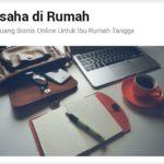 Membuat Web Replika Untuk Promosi Bisnis Beras Gotong Royong ISC
