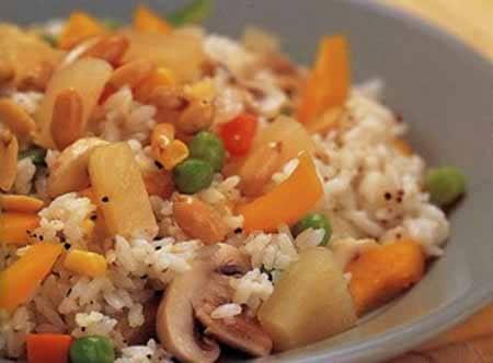 resep nasi goreng hawai