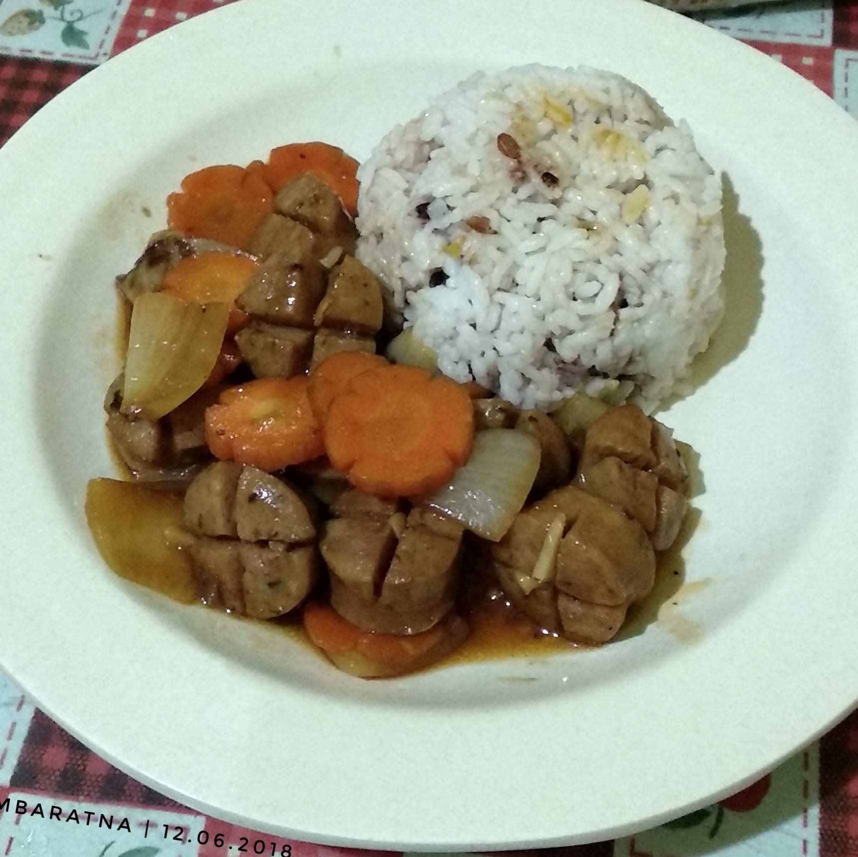 Resep Masakan Khas Ramadhan So Good Sosis Saus Manis
