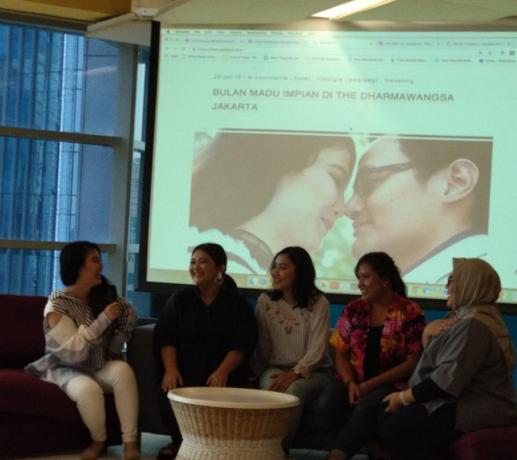 gathering blogger perempuan