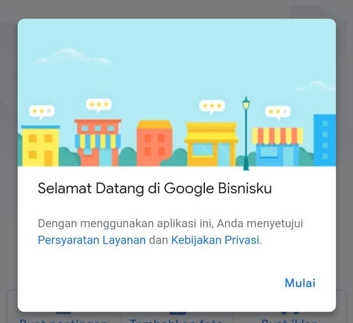 Promosi Bisnis ISC Dengan Aplikasi Google Bisnisku