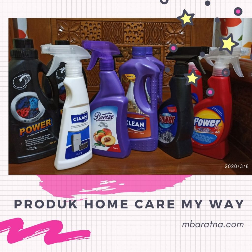 produk homecare my way