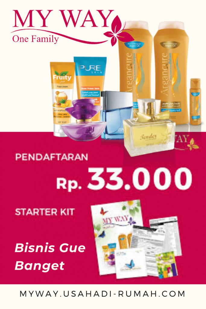 bisnis myway indonesia