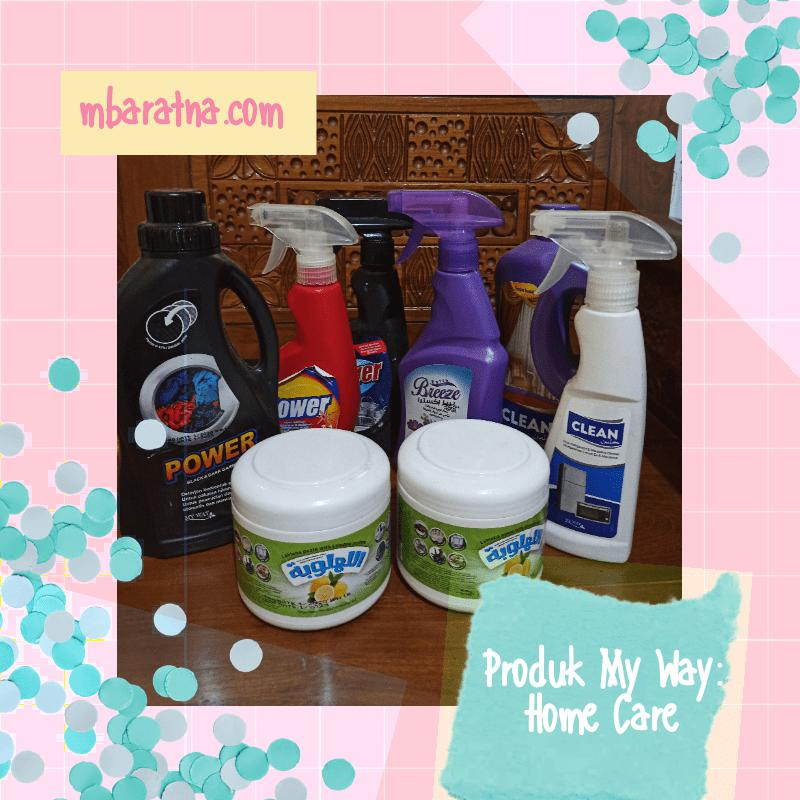 my way produk home care