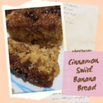 Cinnamon Swirl Banana Bread Roti Pisang Lembut dan Lezat Beraroma Kayumanis