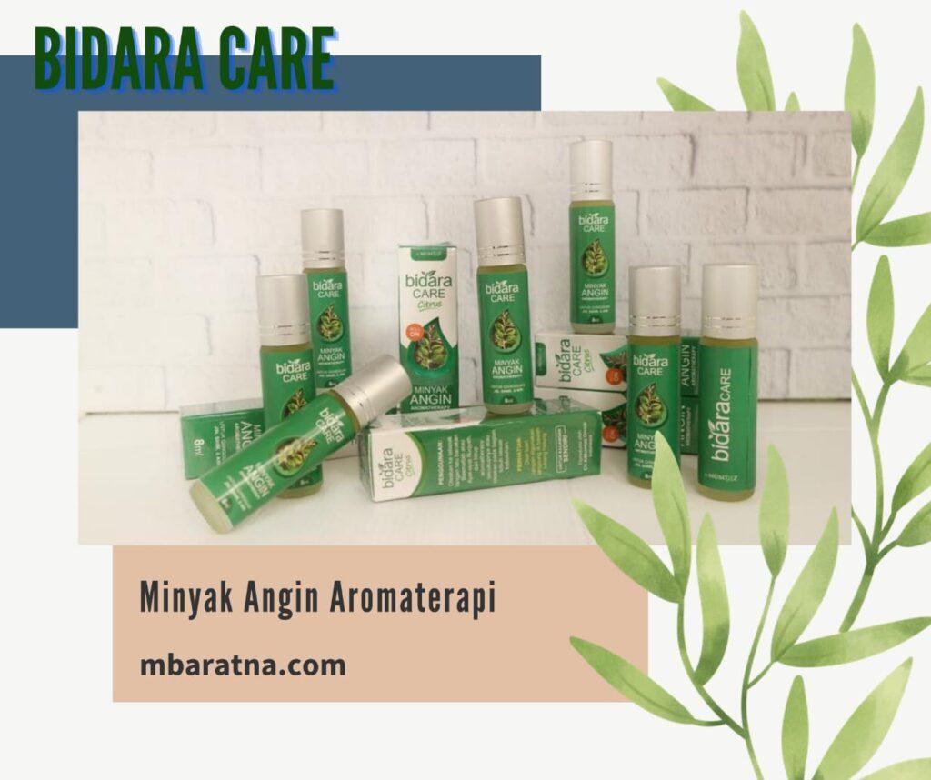 minyak angin aromaterapi