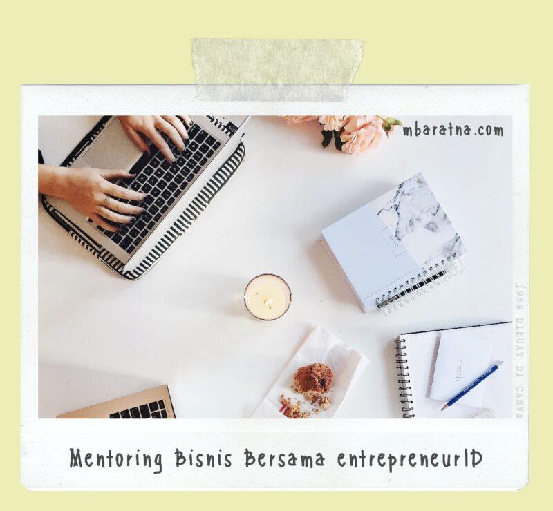 Mentoring Bisnis Bersama entrepreneurID