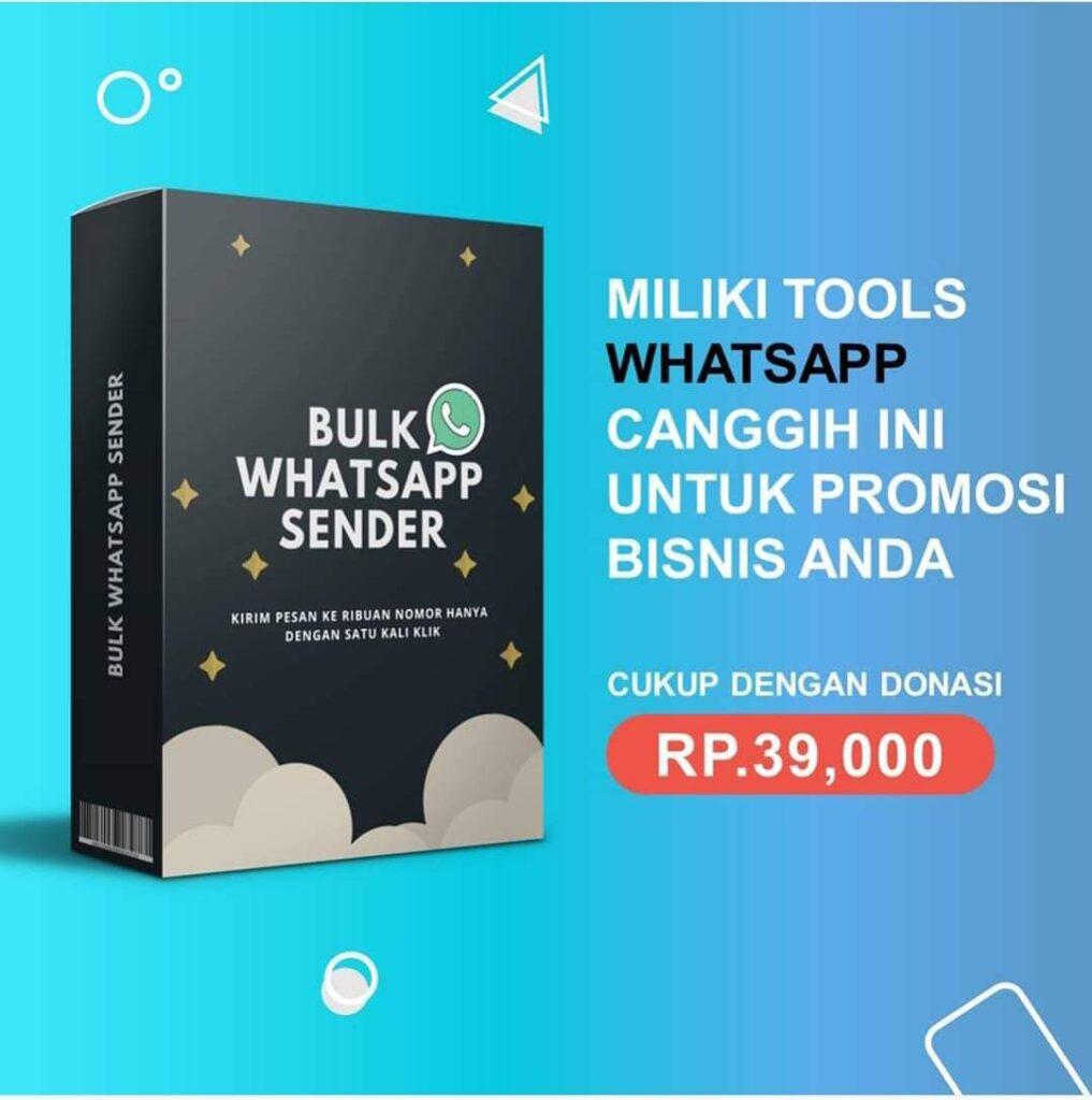 Tools Whatsapp Canggih