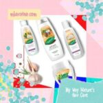 My Way Product Knowledge : Nature's Hair Care