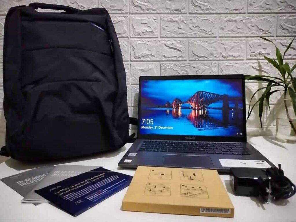 VivoBook 14 A416 Yang Ringkas dan Ringan