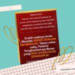 Pendaftaran Program Agen Resmi entrepreneur ID