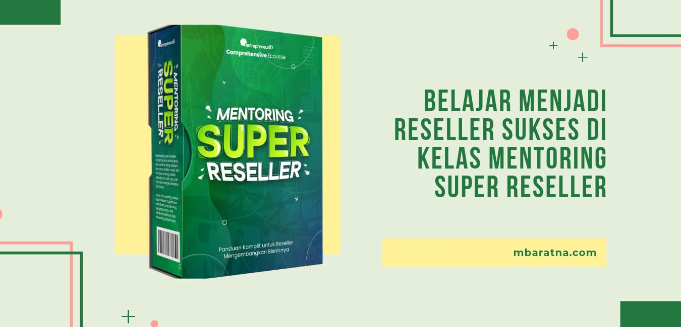 mentoring reseller